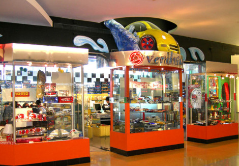 Overdrive Auto Accessories (Metrotown)