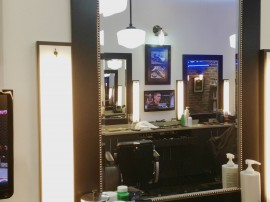 Man Cave Barber Shop